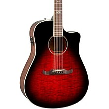 Open BoxFender California Series T-Bucket 300CE Cutaway Dreadnought Acoustic-Electric Guitar