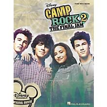 Hal Leonard Camp Rock 2 - The Final Jam PVG Songbook