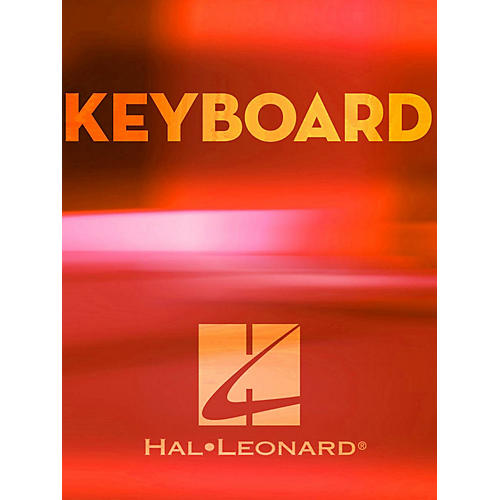 Hal Leonard Can Can Vocal Selections Series