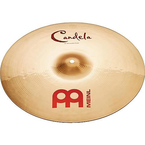 Meinl Candela Series Percussion Crash 16 in.