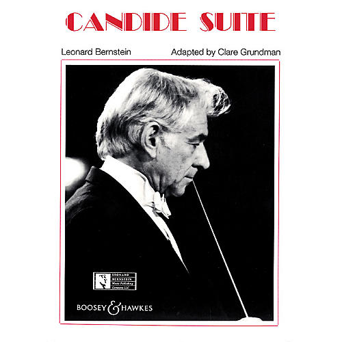 Leonard Bernstein Music Candide Suite Concert Band Arranged by Clare Grundman-thumbnail