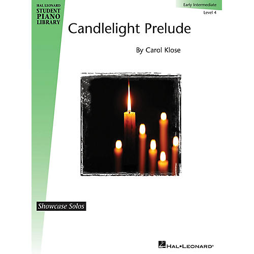 Hal Leonard Candlelight Prelude Piano Library Series by Carol Klose (Level Early Inter)-thumbnail