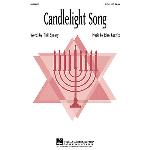 Hal Leonard Candlelight Song 2-Part