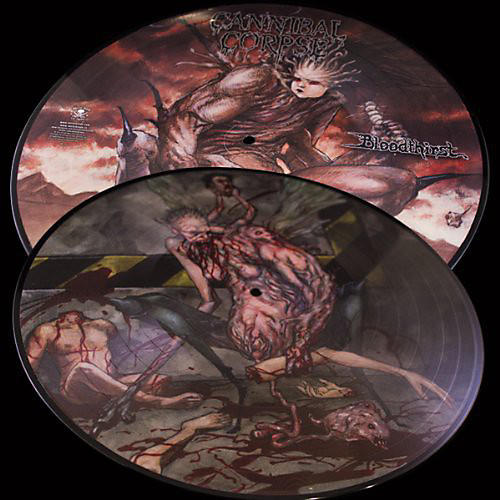 Alliance Cannibal Corpse - Bloodthirst: 25th Anniversary