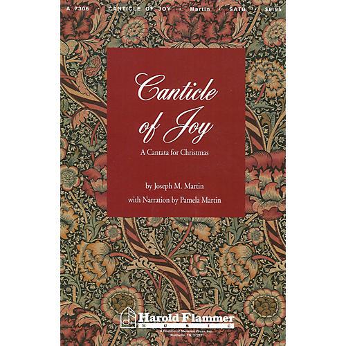 Shawnee Press Canticle of Joy Listening CD Composed by Joseph M. Martin