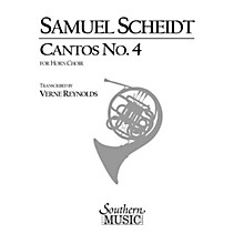 Southern Cantos No. 4 (Archive) (Horn Choir) Southern Music Series Arranged by Verne Reynolds