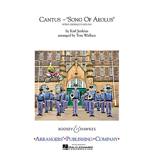 Arrangers Cantus (Song of Aeolus) Marching Band Level 4 Arranged by Tom Wallace-thumbnail