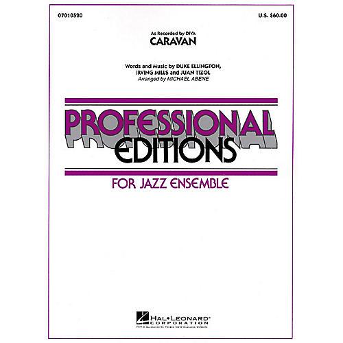 Hal Leonard Caravan Jazz Band Level 5-6 Arranged by Michael Abene-thumbnail