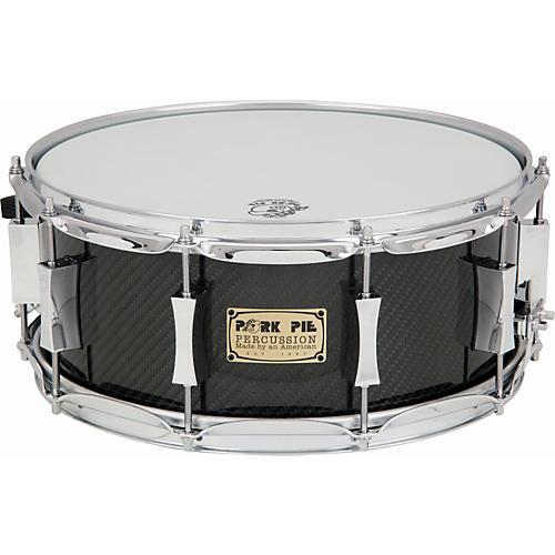 Pork Pie Carbon Fiber Snare Drum
