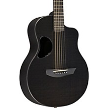 Carbon Series Touring Acoustic-Electric Guitar Black Binding