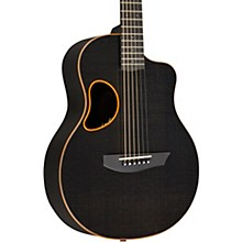 Carbon Series Touring Acoustic-Electric Guitar Orange Binding