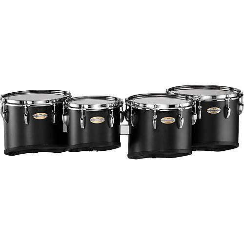 Pearl CarbonPly Mahogany Marching Tom Set