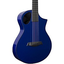 Composite Acoustics Cargo ELE Acoustic-Electric Guitar Blue