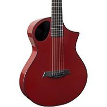 Composite Acoustics Cargo ELE Acoustic-Electric Guitar Red