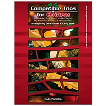 Carl Fischer Carl Fischer Compatible Trios For Christmas – Alto/Bariton Saxophone