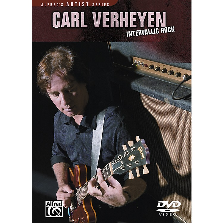 Alfred Carl Verheyen - Intervalic Rock DVD