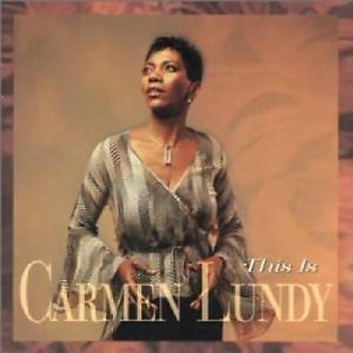 Alliance Carmen Lundy - Soul to Soul