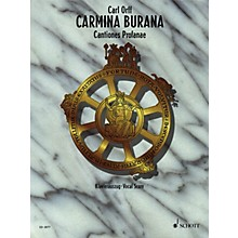 Schott Carmina Burana (Vocal Score) Vocal Score Composed by Carl Orff Arranged by Henning Brauel