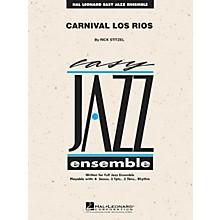 Hal Leonard Carnival Los Rios Jazz Band Level 2 Composed by Rick Stitzel