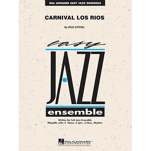 Hal Leonard Carnival Los Rios Jazz Band Level 2 Composed by Rick Stitzel-thumbnail