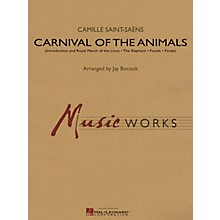 Hal Leonard Carnival of the Animals Concert Band Level 4 Arranged by Jay Bocook