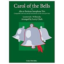 Carl Fischer Carol of the Bells Comp-AltSax