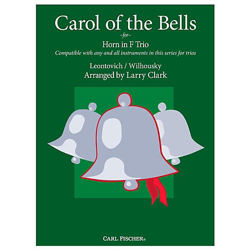 Carl Fischer Carol of the Bells Comp Horn-thumbnail