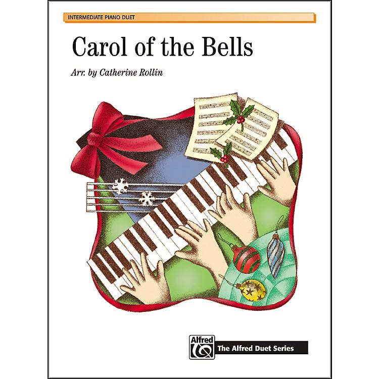 AlfredCarol of the Bells Piano Sheet