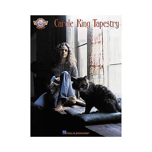 Hal Leonard Carole King - Tapestry Guitar Tab Songbook-thumbnail
