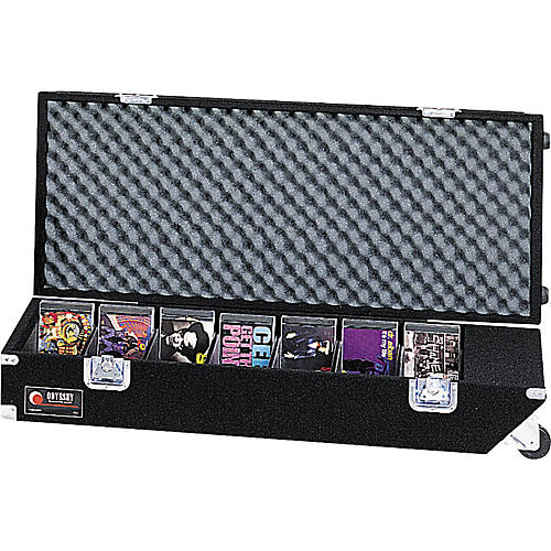 Odyssey Carpeted 320 CD Case