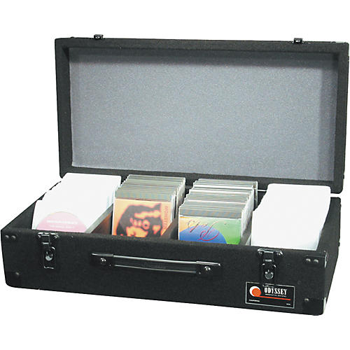 Odyssey Carpeted CD Case 300/100