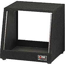 Odyssey Carpeted Studio Rack 12 Space