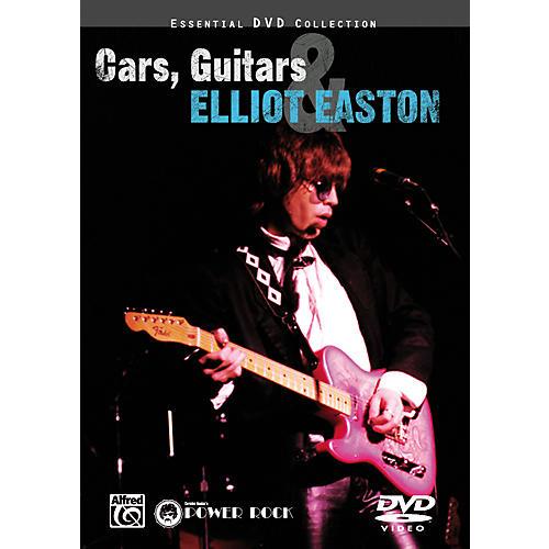 Alfred Cars, Guitars & Elliot Easton (DVD)-thumbnail
