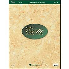 Hal Leonard Carta 19 Scorepad 12X16, 40 Sheet, 20 Stave, Manuscript