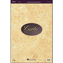 Hal Leonard Carta Manuscript 23 Scorepad 12 X 18, 40 Sheets, 26 Staves
