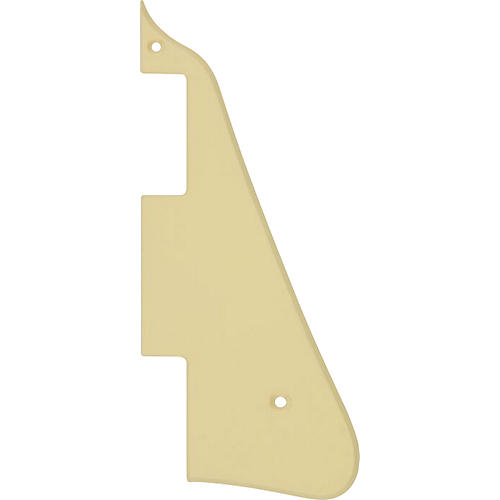ProLine Carved-top Solidbody Electric Guitar Pickguard Cream