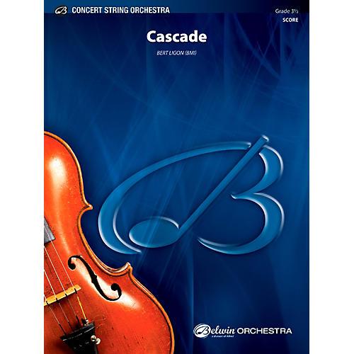 Alfred Cascade Concert String Orchestra Grade 3.5 Set