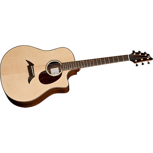 Breedlove Cascade D25/CRe Dreadnought Acoustic-Electric Guitar-thumbnail