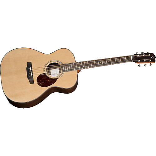 Breedlove Cascade OM/CRe Orchestra Acoustic-Electric Guitar-thumbnail