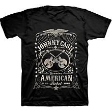 Johnny Cash Cash American Rebel Label Small