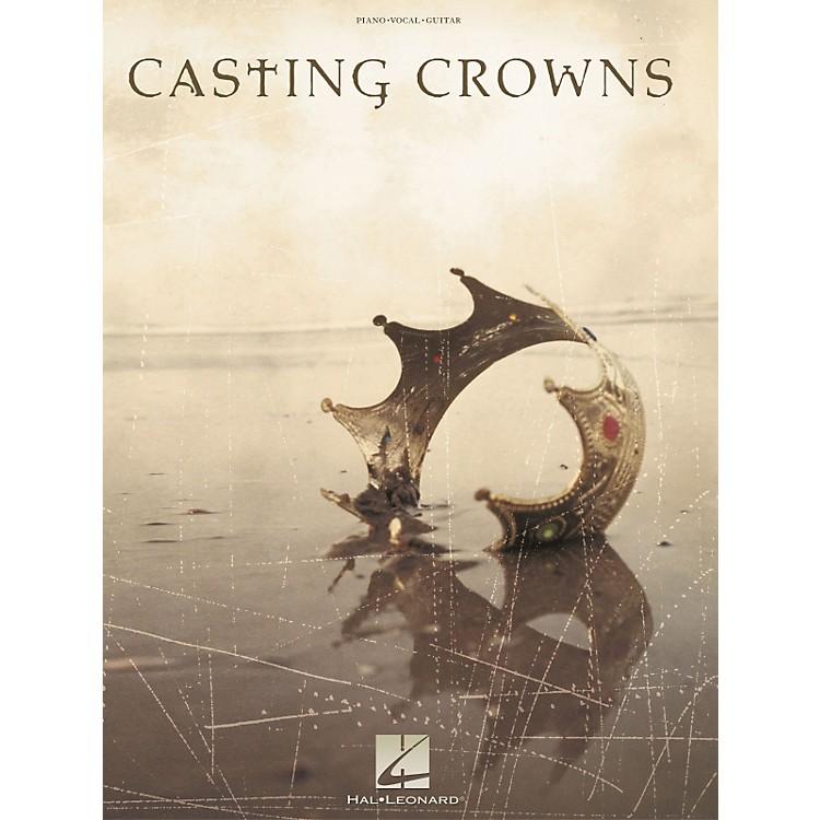 Hal LeonardCasting Crowns Piano, Vocal, Guitar Songbook