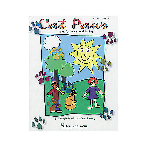 Hal Leonard Cat Paws Song Collection-thumbnail