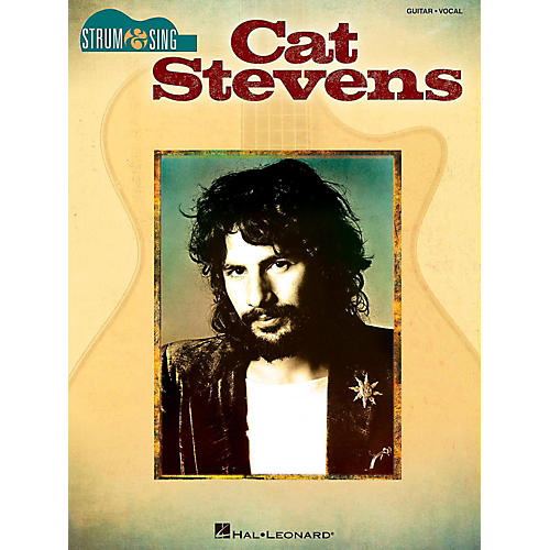 Cherry Lane Cat Stevens - Strum & Sing for Easy Guitar-thumbnail