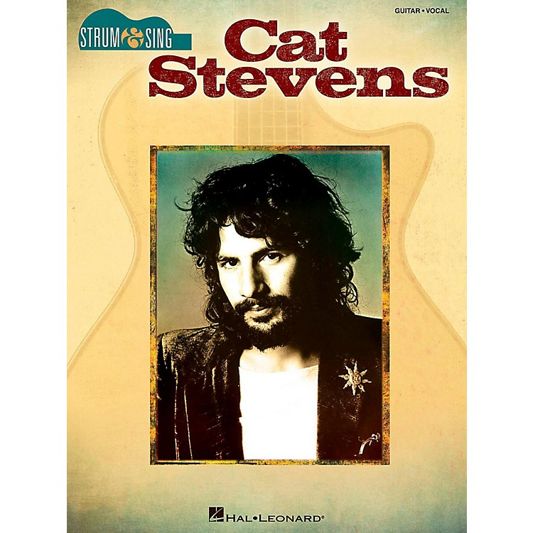 Cherry LaneCat Stevens - Strum & Sing for Easy Guitar