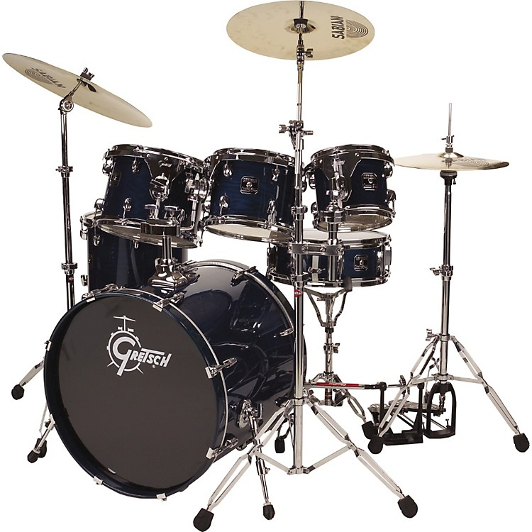 Gretsch DrumsCatalina Ash Fusion Shell Pack with Free 8