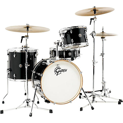 Gretsch Drums Catalina Club 3-Piece Shell Pack Piano Black