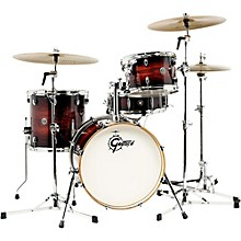 Gretsch Drums Catalina Club 4-Piece Shell Pack Gloss Antique Burst