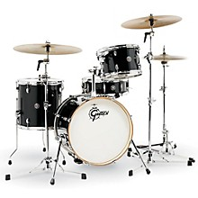 Gretsch Drums Catalina Club Jazz 4-Piece Shell Pack Piano Black