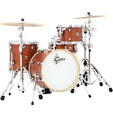 Gretsch Drums Catalina Club Jazz 4-Piece Shell Pack Satin Walnut Glaze