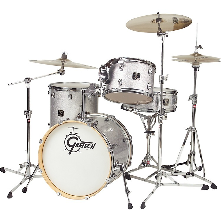 Gretsch DrumsCatalina Club Jazz 4-Piece Shell Pack